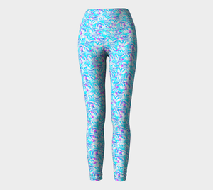 SP Teal Signature Leggings
