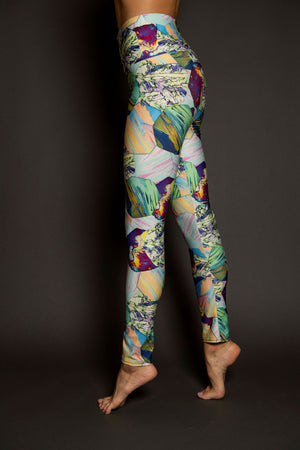 Blue Awareness Legging