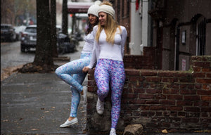 Pink Awareness Legging