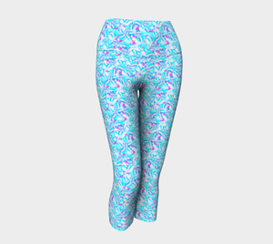 SP Teal Signature Capri