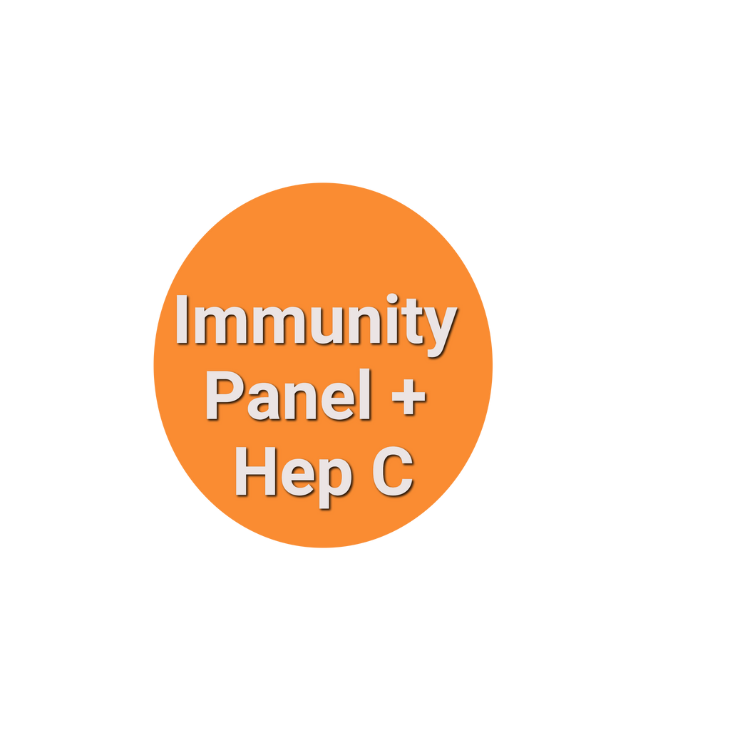 Immunity Panel - Hepatitis B, MMR & Varicella Titer Panel+Hep C