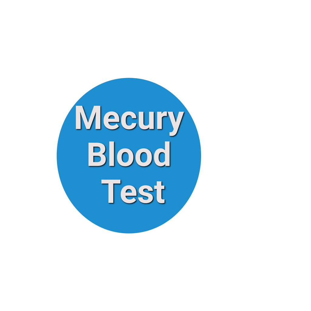 Mecury Blood test