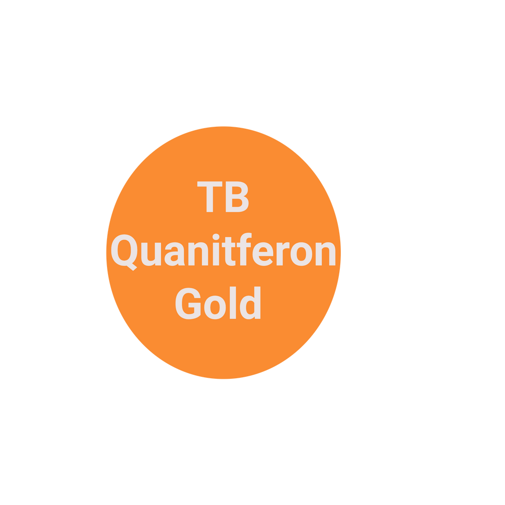 TB Blood Test - Quantiferon Gold