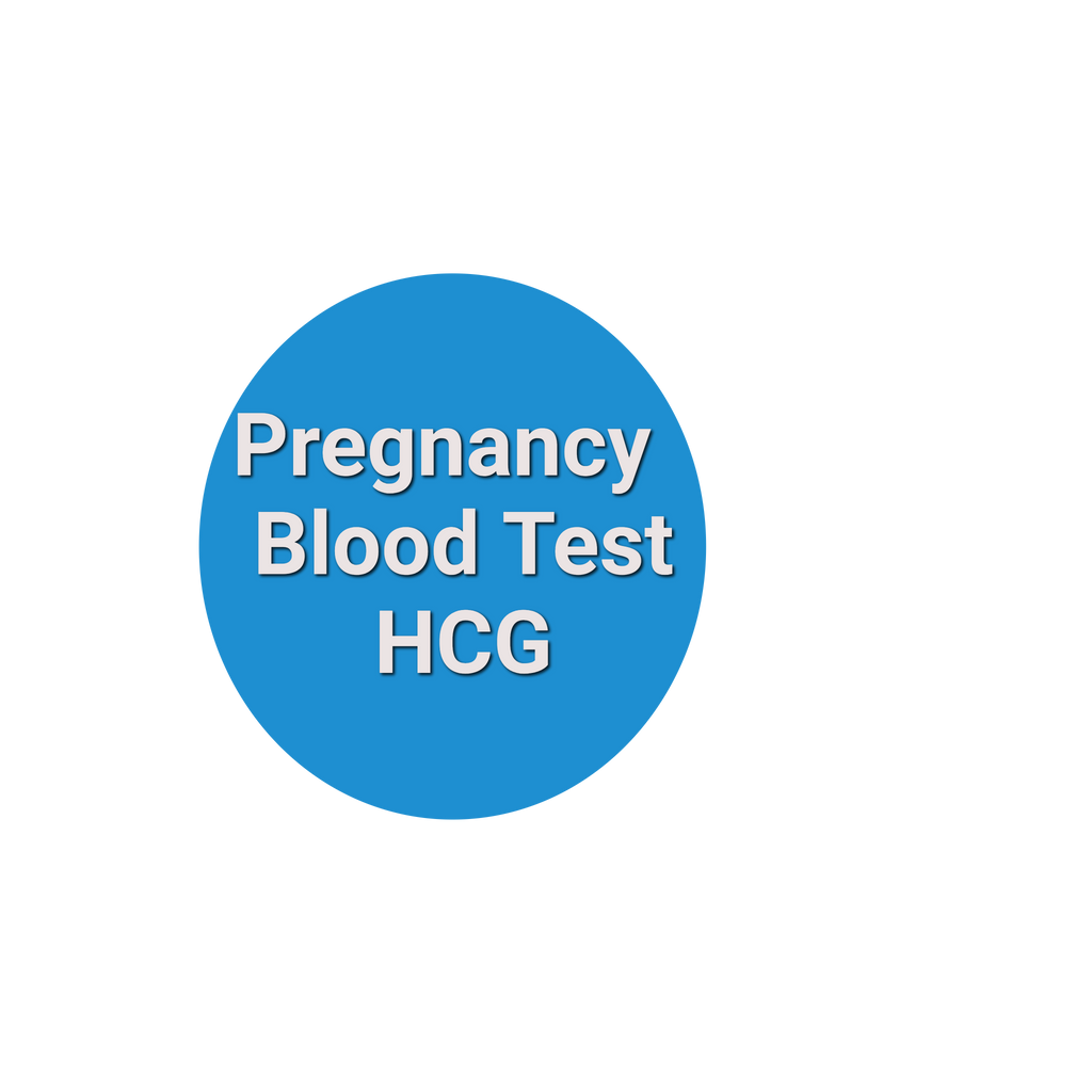 Pregnancy Blood Test HCG Quantative