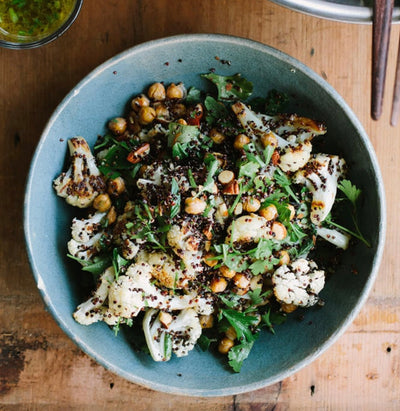 Roasted Cauli Salad