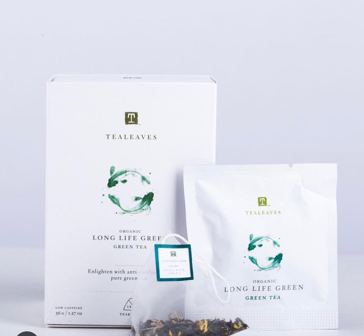 Wellness Tea Pyramids