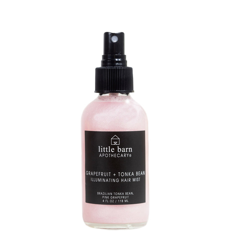 GRAPEFRUIT + TONKA BEAN ILLUMINATING HAIR MIST