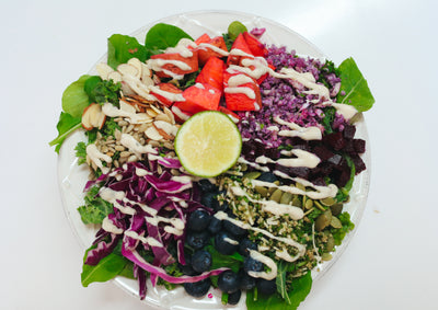 Mermaid Dream Salad