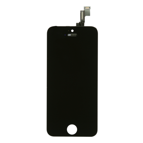 iPhone 5s Display Assembly (LCD and Touch Screen) - Black (Premium Fully Assembled)