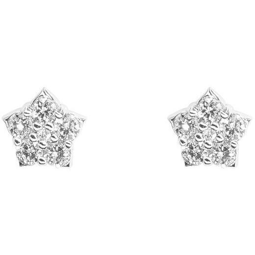 Star Stud Earrings | Diamonds | 18K Gold - Lexie Jordan Jewelry