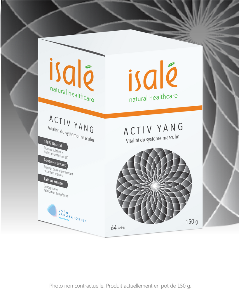 Activ Yang  > - Isalë by Loën Laboratories