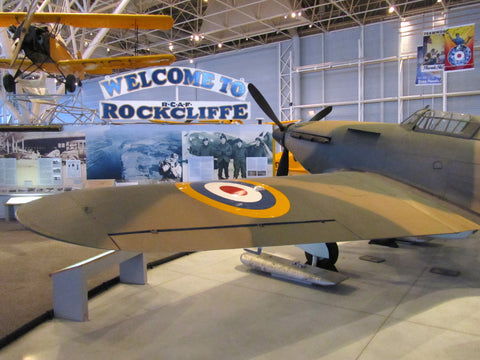 Hawker Hurricane Mk XII reference walkaround