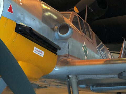 Messerschmitt Bf 109F-4 reference walkaround