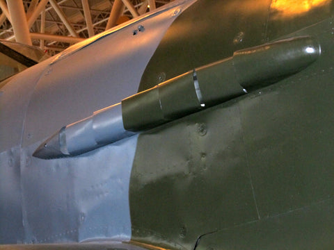 Hawker Typhoon IB reference walkaround