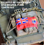 Free French Flag - WW2 - 1/72, 1/48, 1/35, 1/32 Scales - Duplicata Productions
