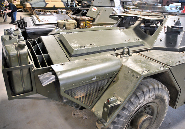 Ferret Scout Car Reference Walkaround