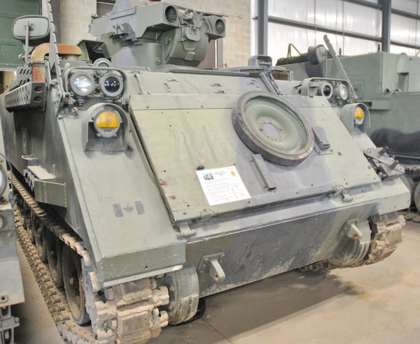 M113 TOW Under Armour TUA Reference Walkaround