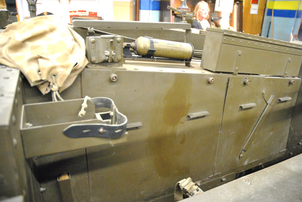 Universal Bren Gun Carrier Reference Walkaround