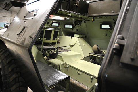 Cadillac Gage V-100 Commando Reference Walkaround