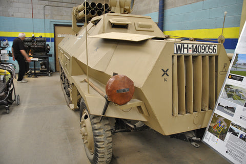 Sd.Kfz 4/1 Reference Walkaround