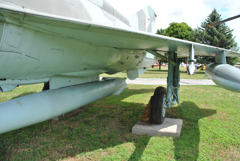 Mig-21 MF Fishbed Reference Walkaround