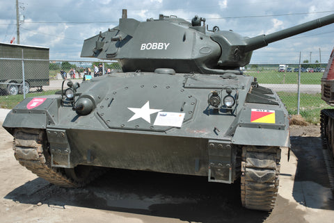 M24 Chaffee Reference Walkaround