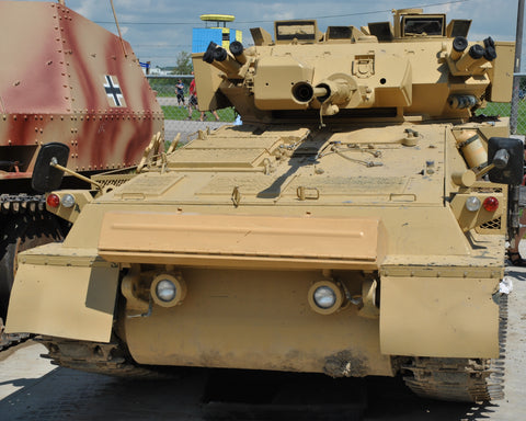FV107 Scimitar Reference Walkaround