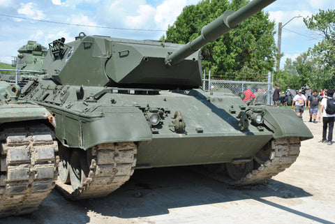 Canadian Leopard C1 Reference Walkaround