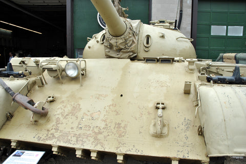 Reference Walkaround T-54