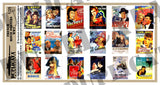 French Movie Posters -  WW2 - 1/35 Scale - Duplicata Productions