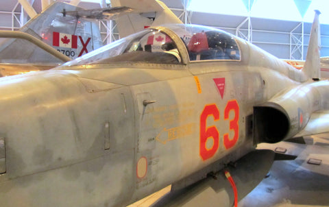 CF-5A (F-5A) reference walkaround