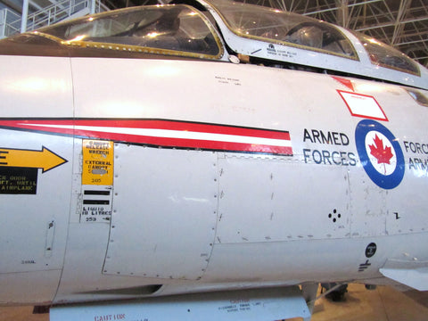 McDonnell CF-101 (F-101) Voodoo reference walkaround