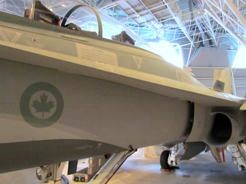 CF-18 Reference Walkaround
