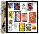 Advertisements, North Africa -  1940's - 1/72 Scale - Duplicata Productions