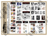 American Magazines, Newspapers & Pin-Ups  - WW2 - 1/48 Scale - Duplicata Productions