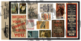 British WW1 Propaganda Posters - 1/35 Scale - Duplicata Productions