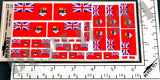 Canadian Red Ensign Flag - 1/72, 1/48, 1/35, 1/32 Scales - Duplicata Productions