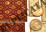 Elegant Rugs #3 - 1/35 Scale - Duplicata Productions