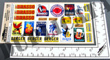 French Advertisements, Small #4 -  WW2 - 1/35 Scale - Duplicata Productions