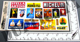 French Advertisements, Small #5 -  WW2 - 1/35 Scale - Duplicata Productions