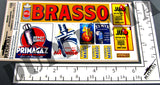 French Advertisements, Various Sizes #4 -  WW2 - 1/35 Scale (2 Sheets) - Duplicata Productions