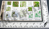 Maps - Vietnam War - South Vietnam (Central) #1 - 1/35 Scale - Duplicata Productions