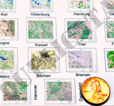 Allied Maps - Western Germany, WW2 - 1/35 Scale - Duplicata Productions