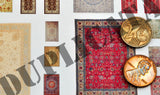 Oriental/Persian/Afghan Rugs #2 - 1/72 Scale - Duplicata Productions
