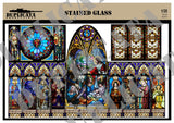 Stained Glass - 1/35 Scale - Duplicata Productions