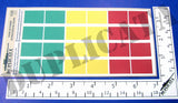 Tank Gunnery Range / Signal Flags - 1/35 Scale - Duplicata Productions