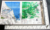 Maps - Vietnam War - South Vietnam (North/DMZ) #3 - 1/6 Scale - Duplicata Productions