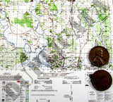 Maps - Vietnam War - South Vietnam (South/Mekong) #2 - 1/6 Scale - Duplicata Productions