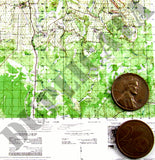 Maps - Vietnam War - South Vietnam (South/Mekong) #3 - 1/6 Scale - Duplicata Productions