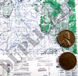 Maps - Vietnam War - South Vietnam (South/Mekong) #5 - 1/6 Scale - Duplicata Productions